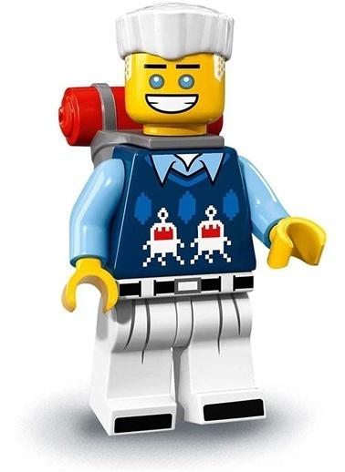 Lego Lego Minifigür - Ninjago Movie - 71019 - Zane Renkli